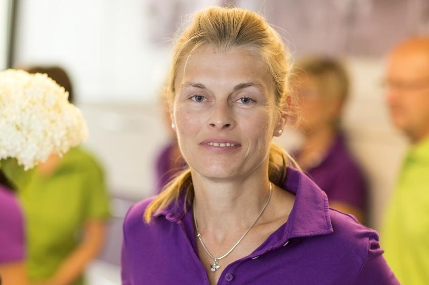 Claudia Jacob, Zahnarzthelferin Kieferorthopädische Gemeinschaftspraxis Auerbach